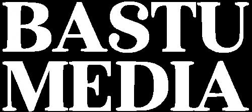 Bastu Media Logo Vectori_VALKOINEN